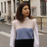 Modele tricot PDF - Pull Sarah