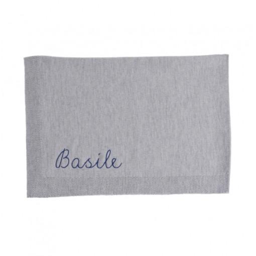 Baby blanket customizable
