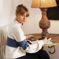 Knitting Pattern - Camille Jumper