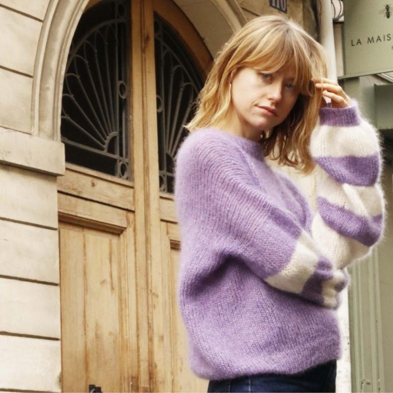 Knitting Pattern - Sophie Jumper