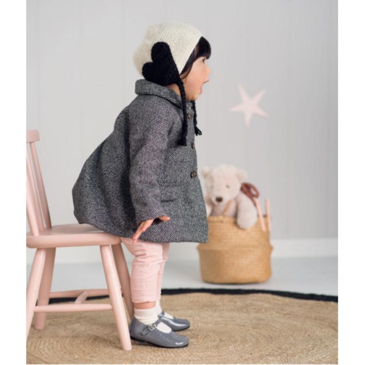 Modele tricot PDF - Bonnet Seraphine