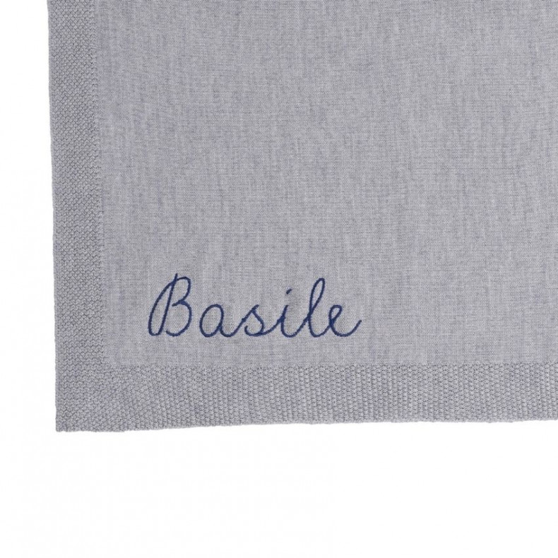Baby blanket customizable
