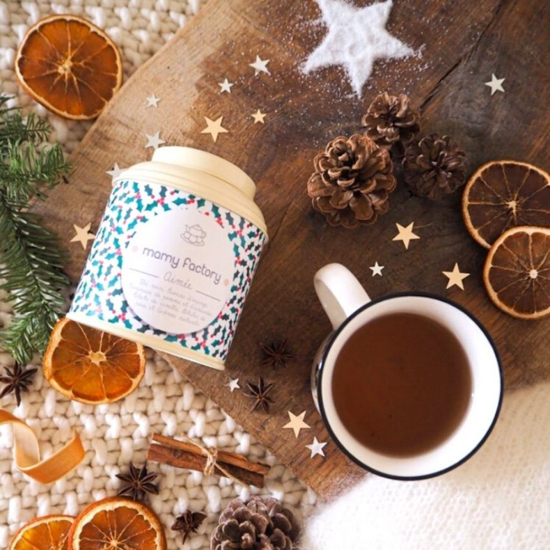 Thé de Noël Aimée
