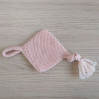 Modele tricot PDF - Attache Tétine
