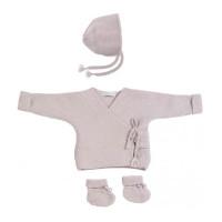Beige Marcelline Birth Gift Set