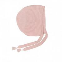 Pink Marcelline bonnet