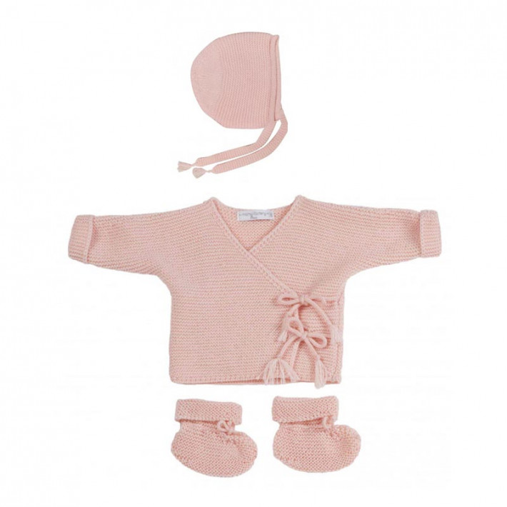Pink Marcelline Birth Gift Set