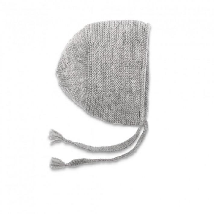 Grey Marcelline bonnet