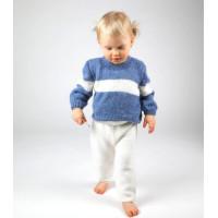 Modèle tricot PDF -  Pull Esther