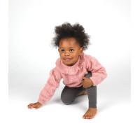 Modèle tricot PDF -  Pull Lola
