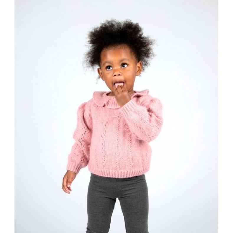 French pattern Lola sweater