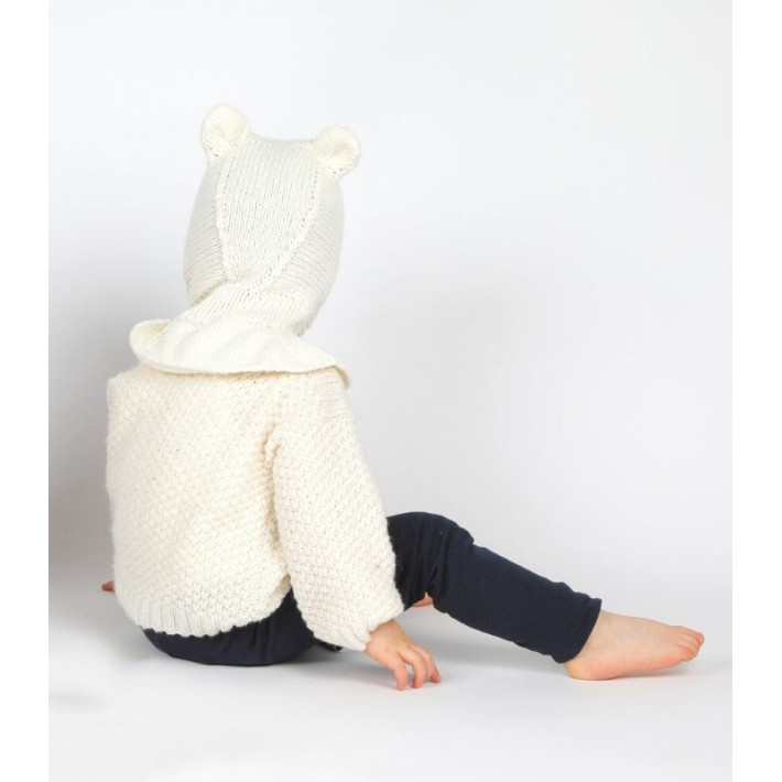 Modèle tricot PDF - Pull Armel