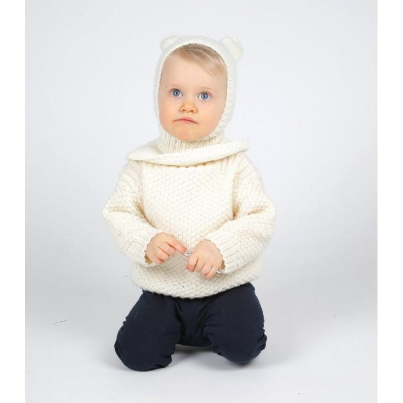 French Pdf Pattern Armel sweater