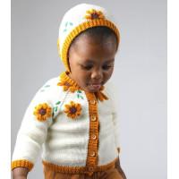 Modèle tricot PDF - Gilet Iris