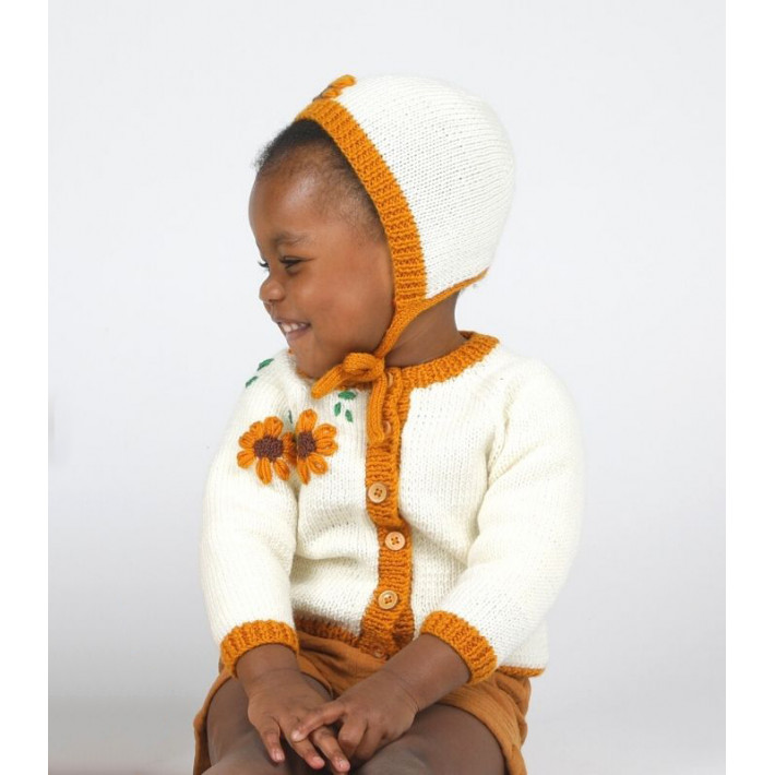 Knitting Pattern -  Iris Beanie