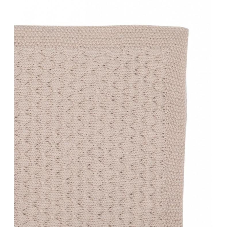 Modèle tricot PDF -  Couverture Naissance Ange