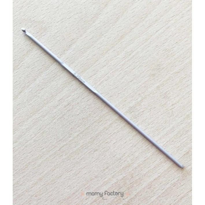 Crochet metallique 2.5mm