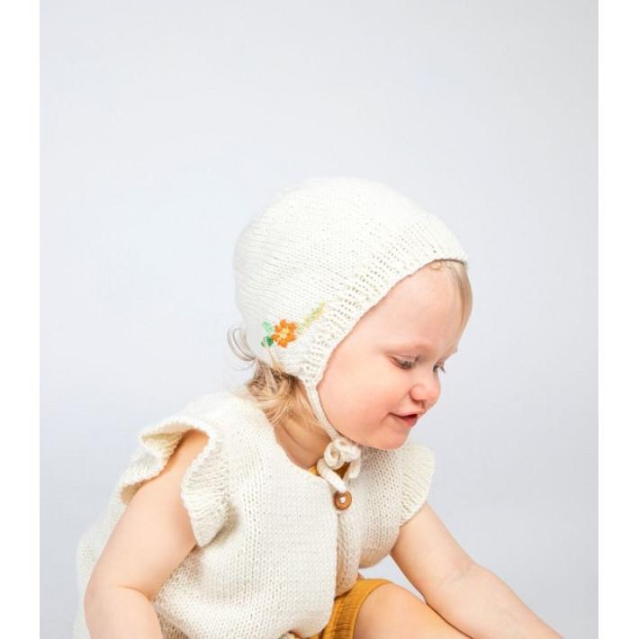 Modèle tricot PDF - Gilet Sia