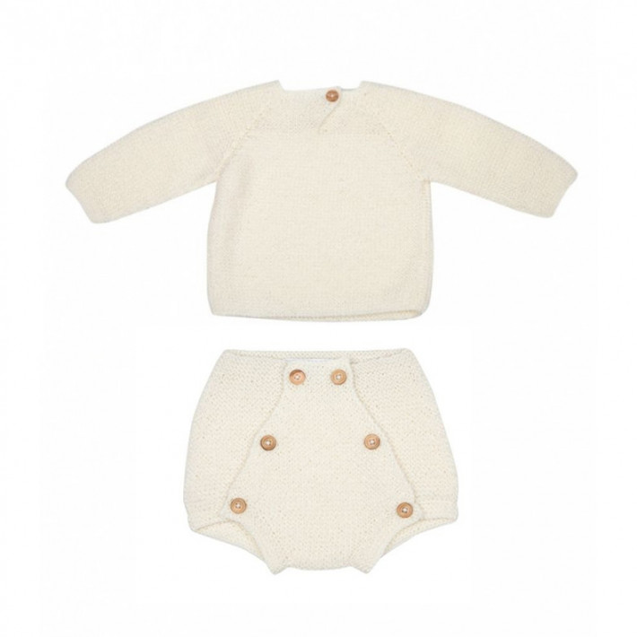 Modèle tricot PDF - Pull Hugo