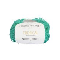 Pelote de laine Tropical  - VERT D'EAU