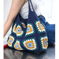 Modèle tricot - Sac Aurore