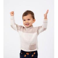 Modèle tricot PDF - Pull Edgar