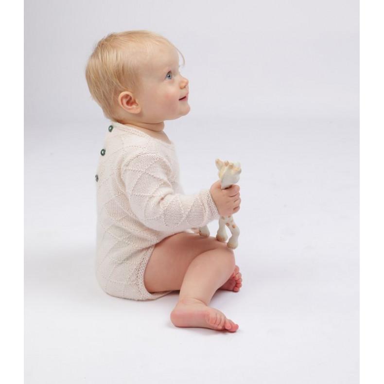 PDF Knitting Pattern - Noppes Corto Bodysuit
