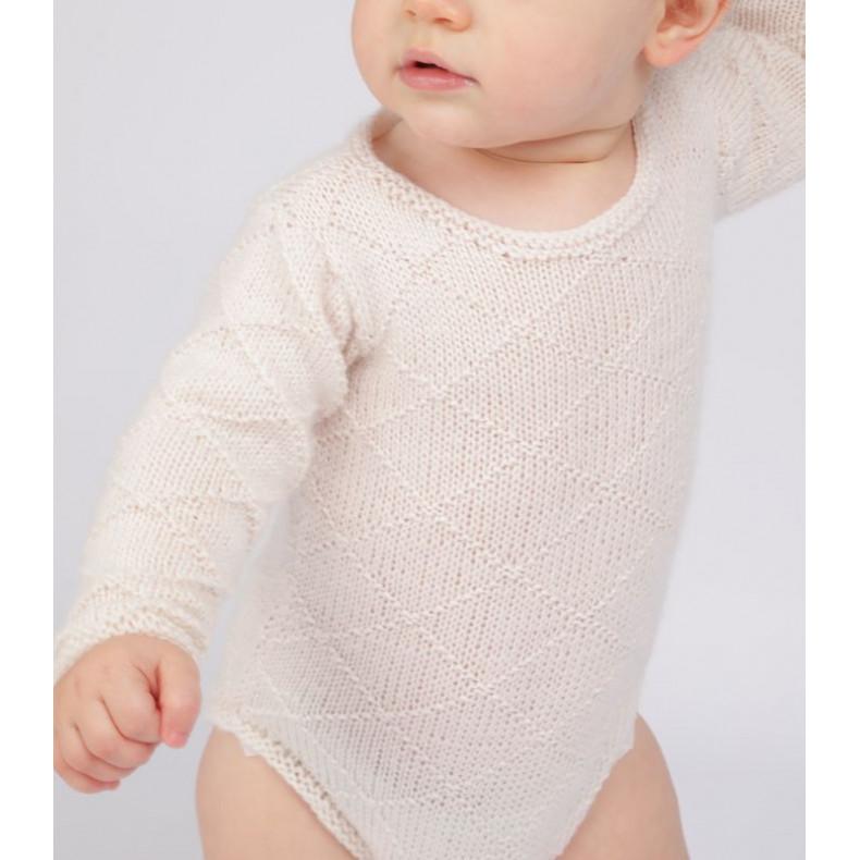 Modèle tricot PDF - Body Agathe