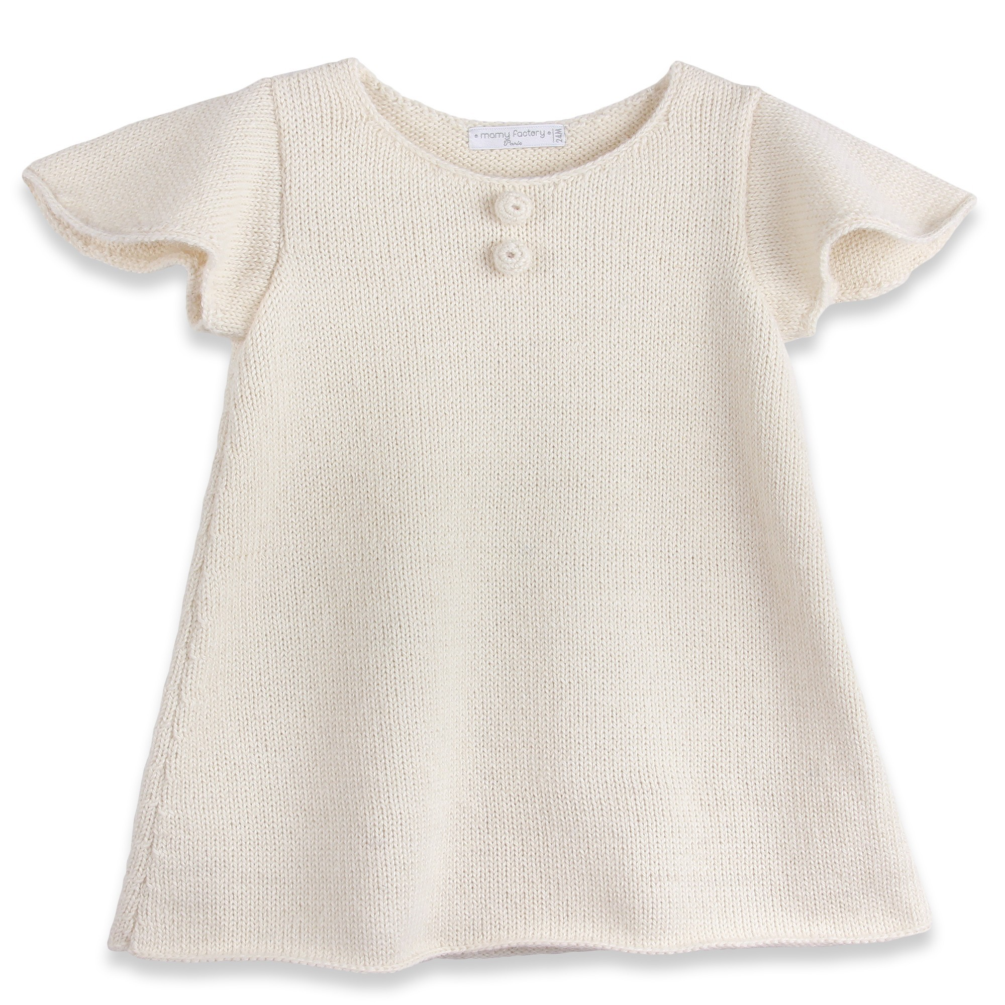 Tricot Robe En Laine Pour Petite Fille Modèles Populaires