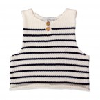 Felix Sleeveless Jumper