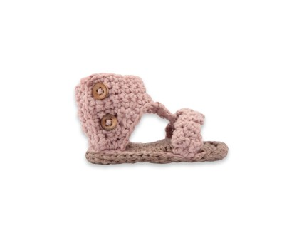 Chantal Sandals opaline pink side
