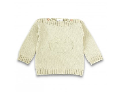 Isidor sweater sand for kids