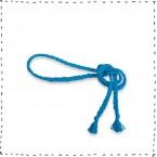 Ceinture tressée bleu accessoires bébé enfant