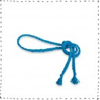 Plaited belt blue accessories baby kid