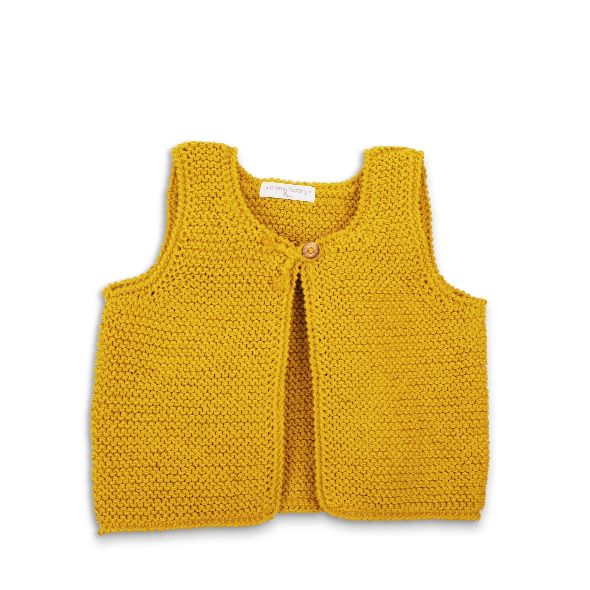 Lucette cardigan 100%coton