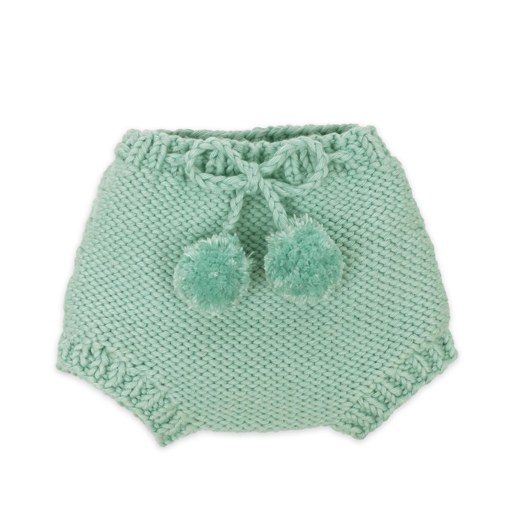 tuto tricot short bebe