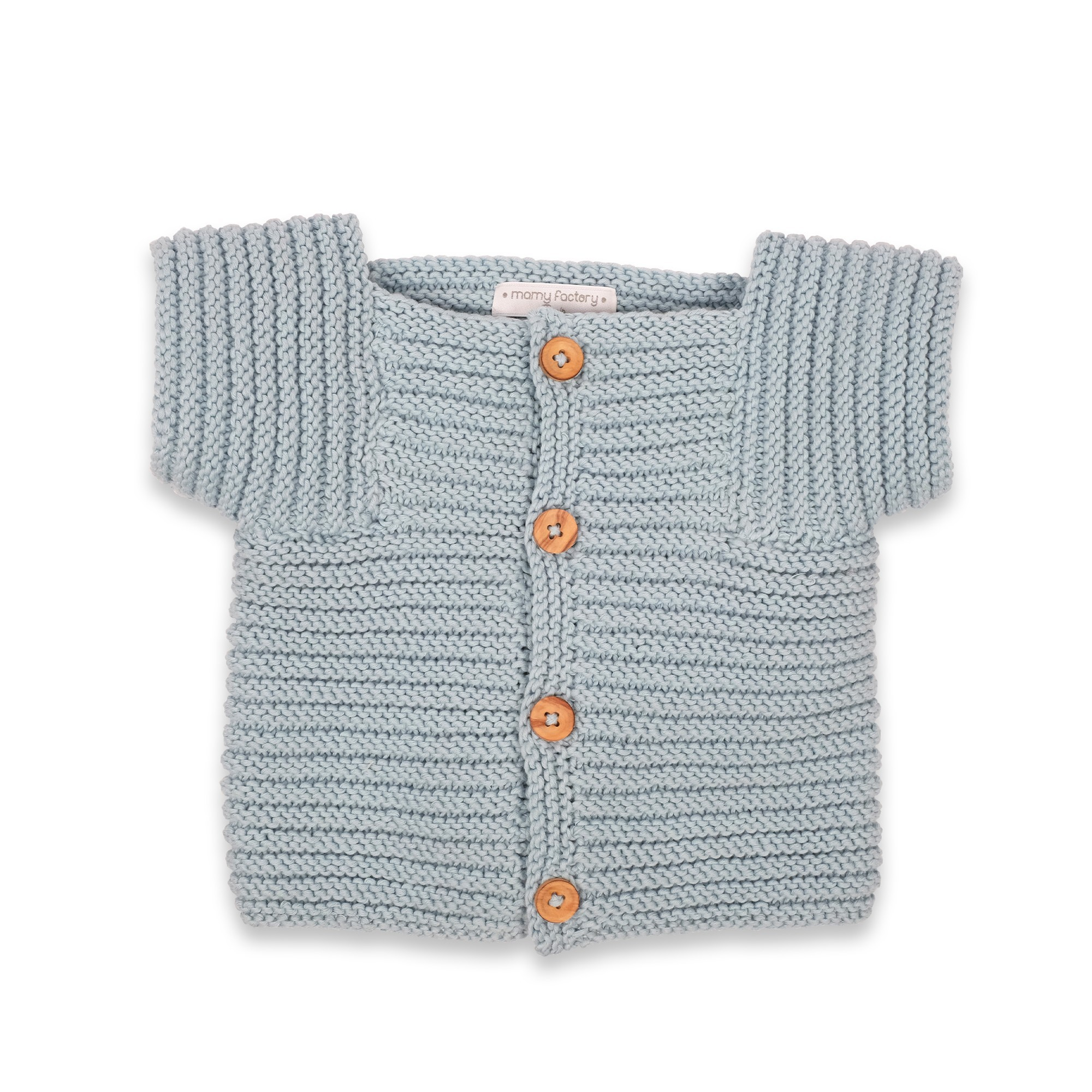 ddce2ab20 Mamy Factory Cardigan  sky cardigan knitted for baby