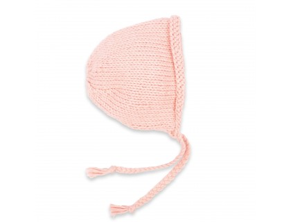 Germain Bonnet for baby - dragee pink color - made from cotton
