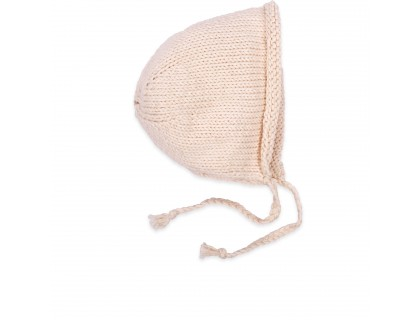 Germain Bonnet for baby - natural white color - made from cotton