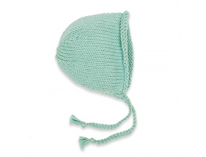 Germain Bonnet for baby - mint blue color - made from cotton