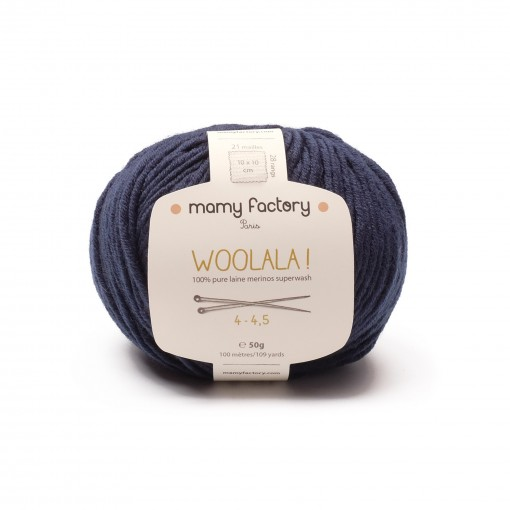 Night blue Woolala!