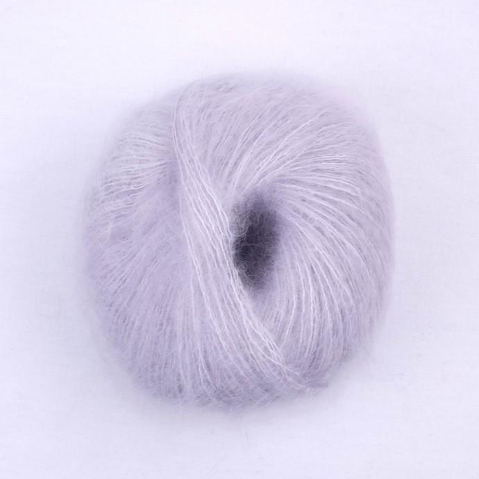 Laine naturelle Merveilleuse - Mamy Factory - Gris perle