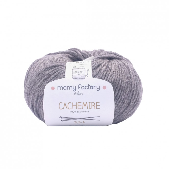 Cachemire Mouse Grey