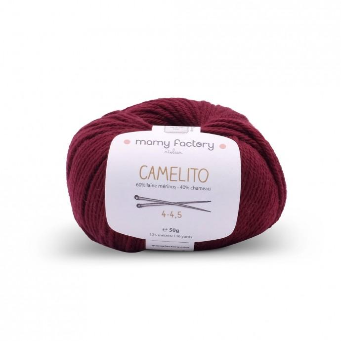 Laine naturelle Camelito - Mamy Factory - Bordeaux