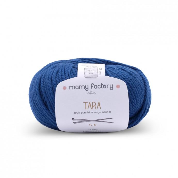 Tara Peacock Blue