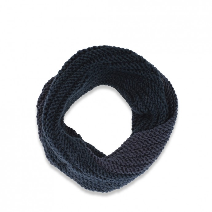 Modele tricot PDF - Snood Melchior
