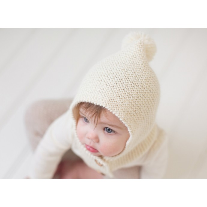 Colette Hood worn by baby