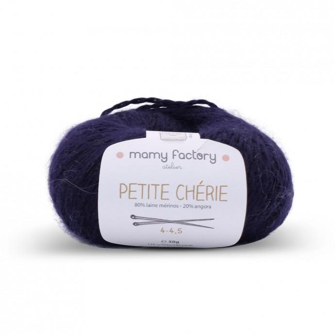 Laine naturelle Petite chérie - Mamy Factory