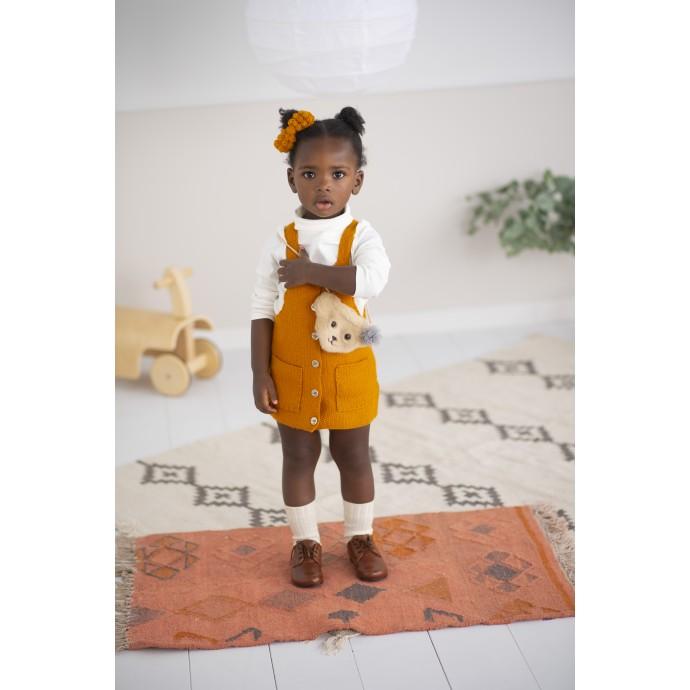 Modele tricot PDF - Barrettes Nina