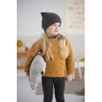 Modele tricot PDF - Bonnet Albertine